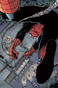 Nick Dragotta's Spider Man