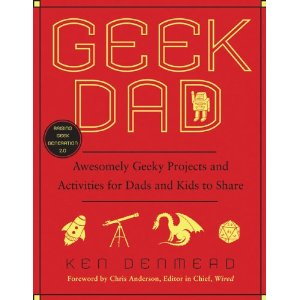 Geek Dad cover