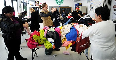 Clothing Swap Astoria #2