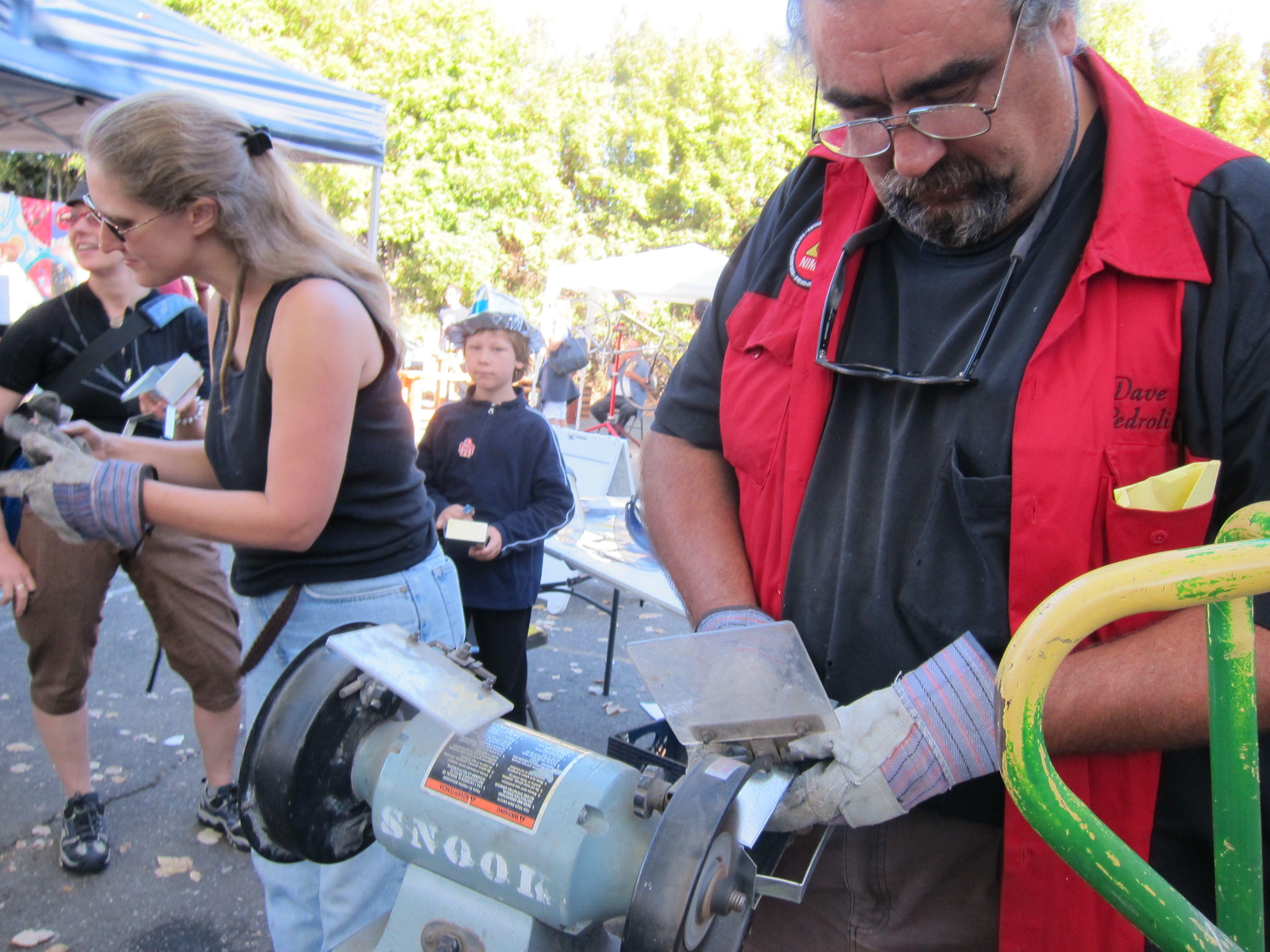 Sannmer East Bay Mini Maker Faire