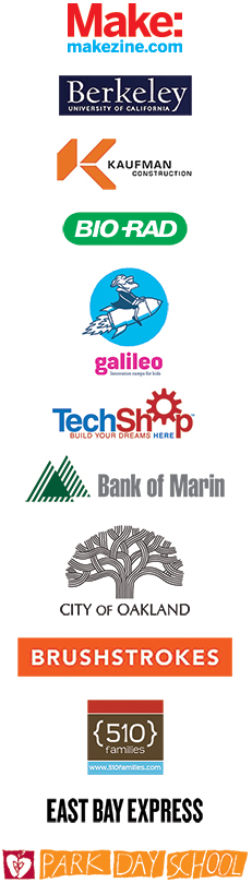 East Bay Mini Maker Faire Sponsors