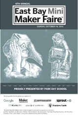 2015 East Bay Mini Maker Faire Program